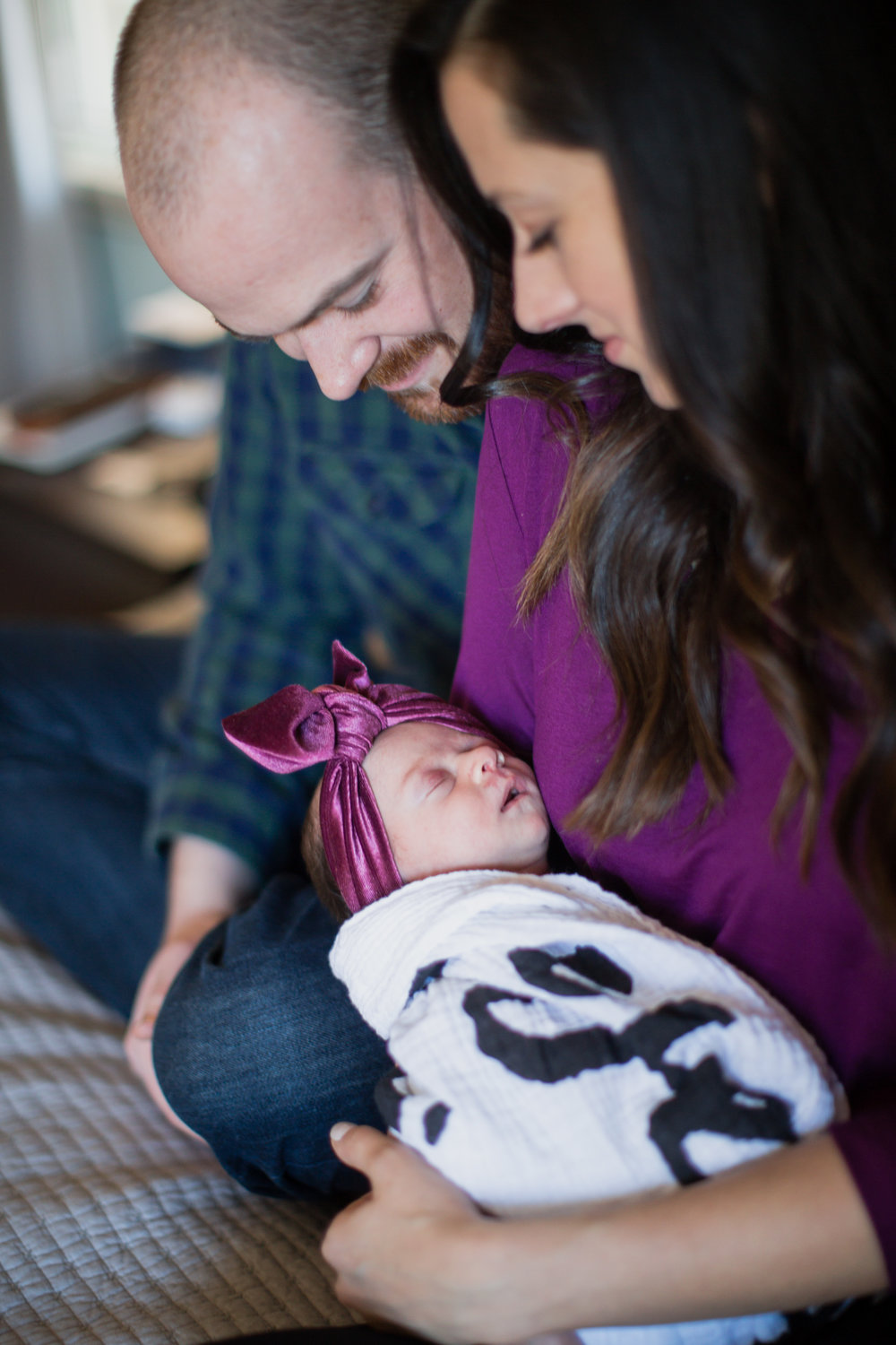 nashville newborn photo session