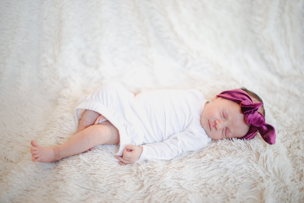nashville newborn photography