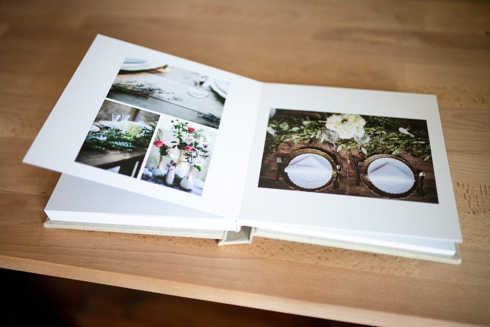 wedding album, nashville wedding photographer