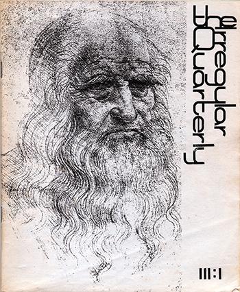 The Irregular Quarterly, 1986, Vol. 3, No. 1