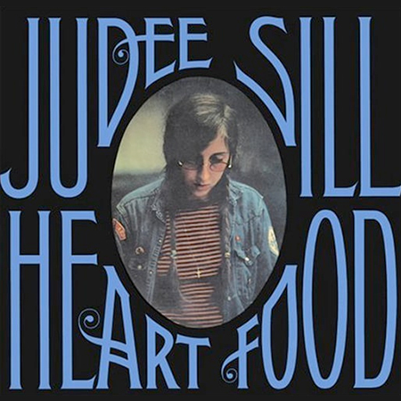 Heart Food, Judee Sill (LP, Asylum, 1973)