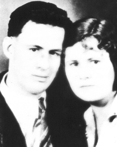 Omer Adair Bearden & Nellie Corene Ray