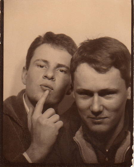DAVID OMER BEARDEN & JAMES PATRICK BEARDEN, 1959