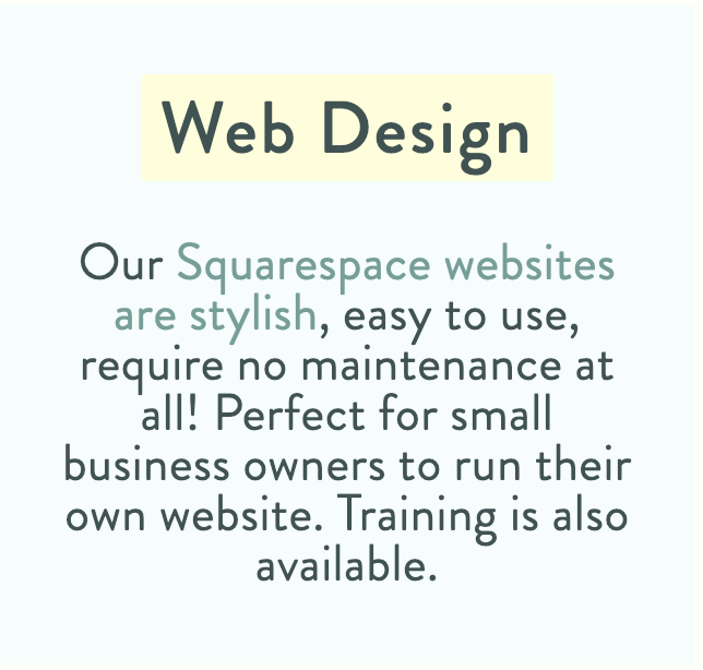 Web design services Ballarat