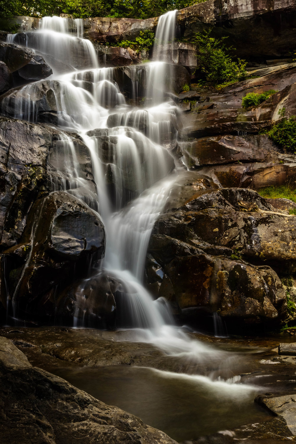 Ramsey Cascades: Great Smoky Mountains National Park, Tennesesee