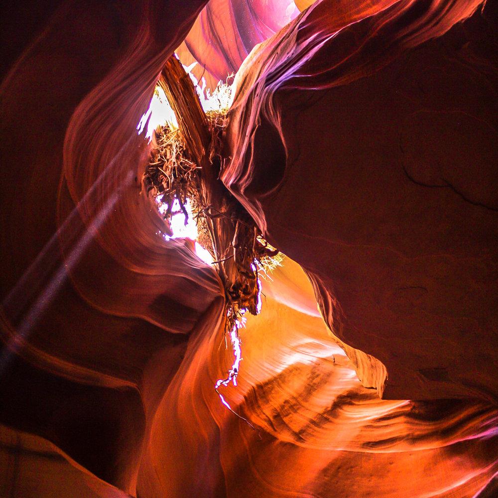 Antelope Pass; Paige Arizona