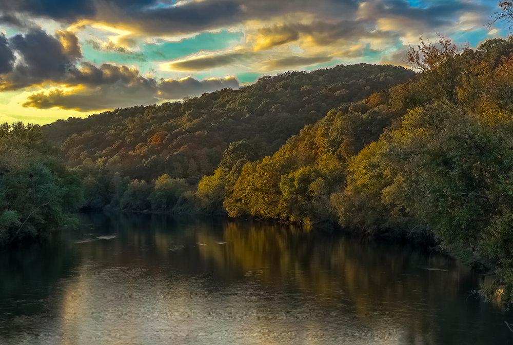 Clinch River Bridge, Anderson County Tennessee