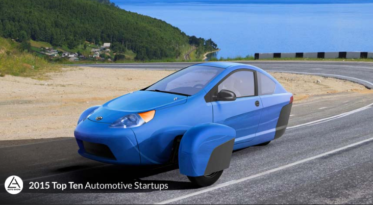Source: Elio Motors