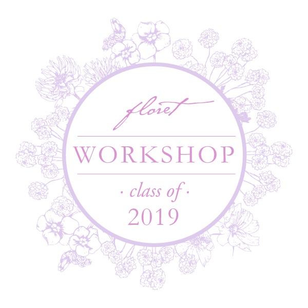 2019--Floret Flowers Workshop participant - Build a thriving flower business on two acres or less. https://www.floretflowers.com/