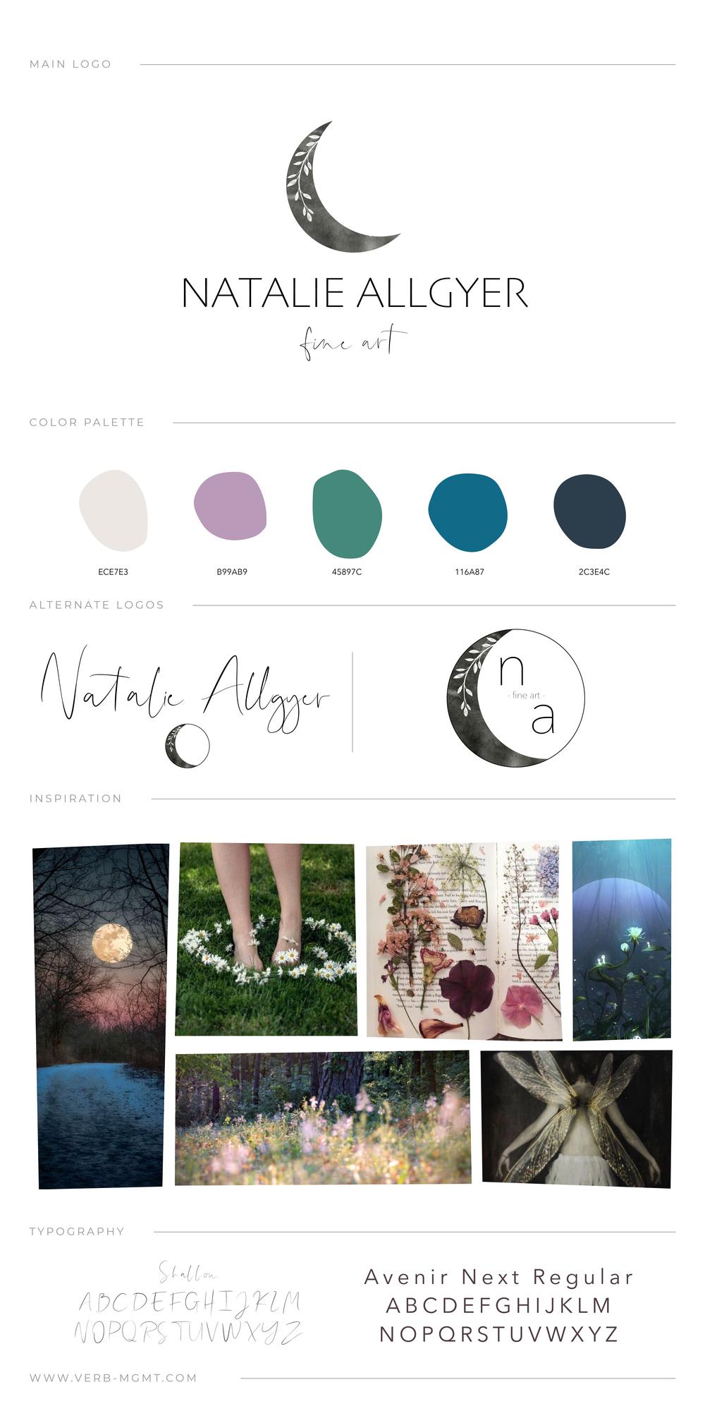 mood-board-brand-branding-art-charleston-photography-natalie-allgyer-artist-design-verb-mgmt-management