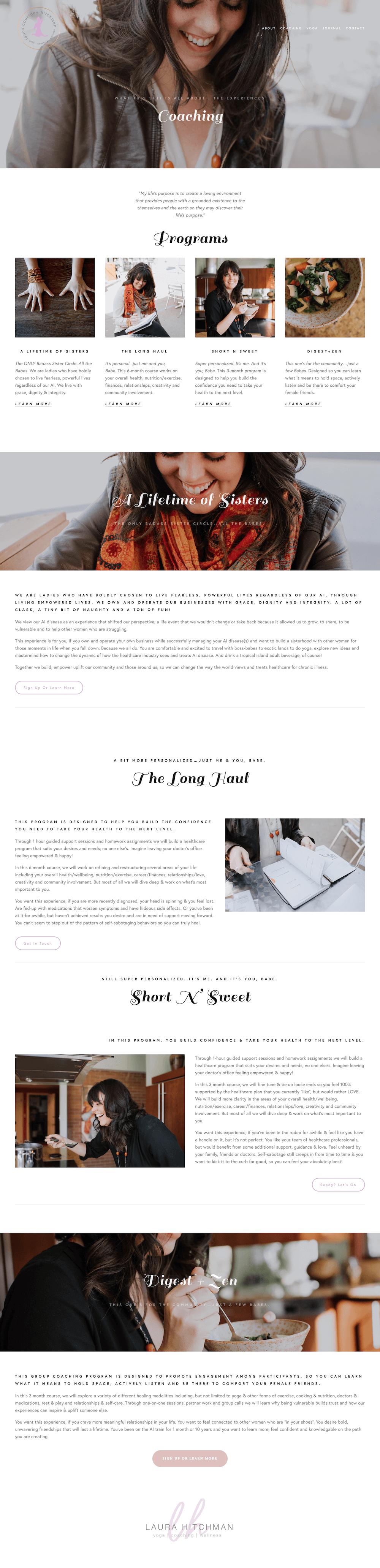 website-web-design-branding-yoga-wellness-health-coaching-entrepreneur-squarespace-diy