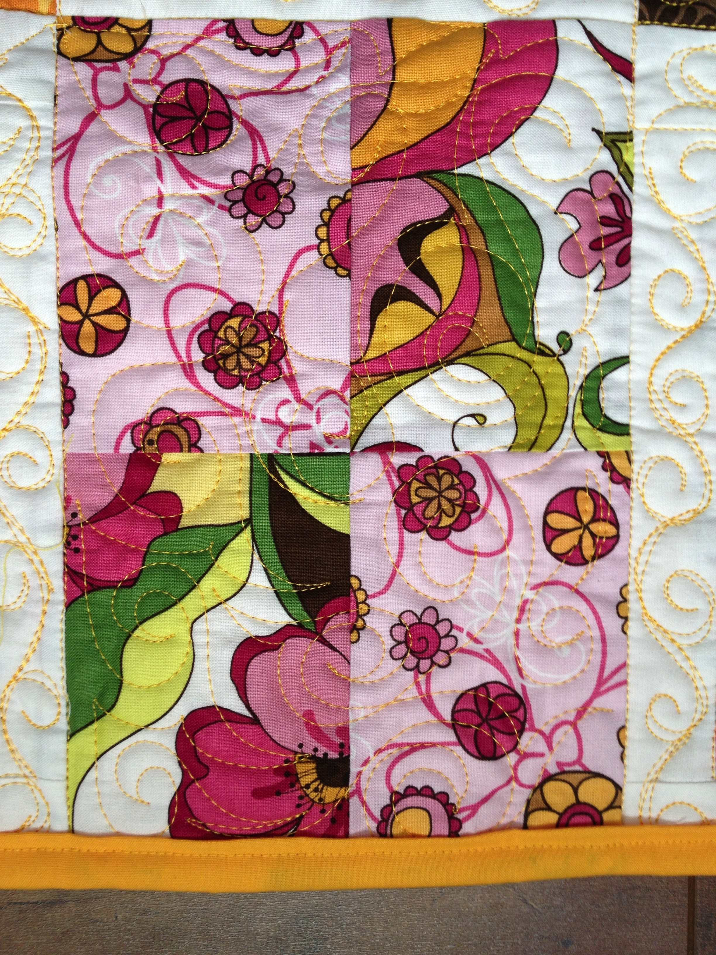 Different Quilting