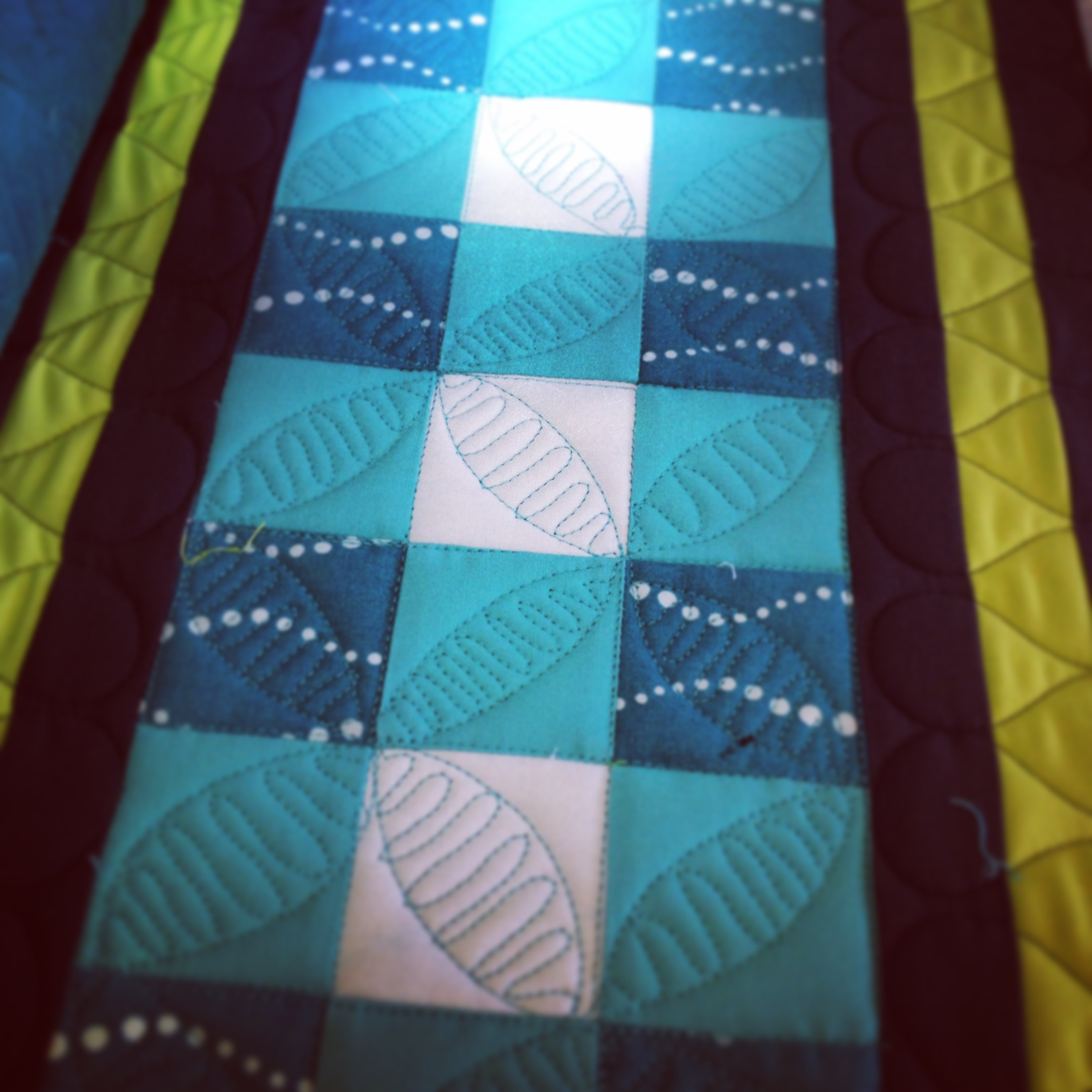 Quilting Sneak Peek