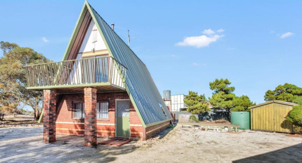 South Australia: kinda like a gingerbread house that needs a reno