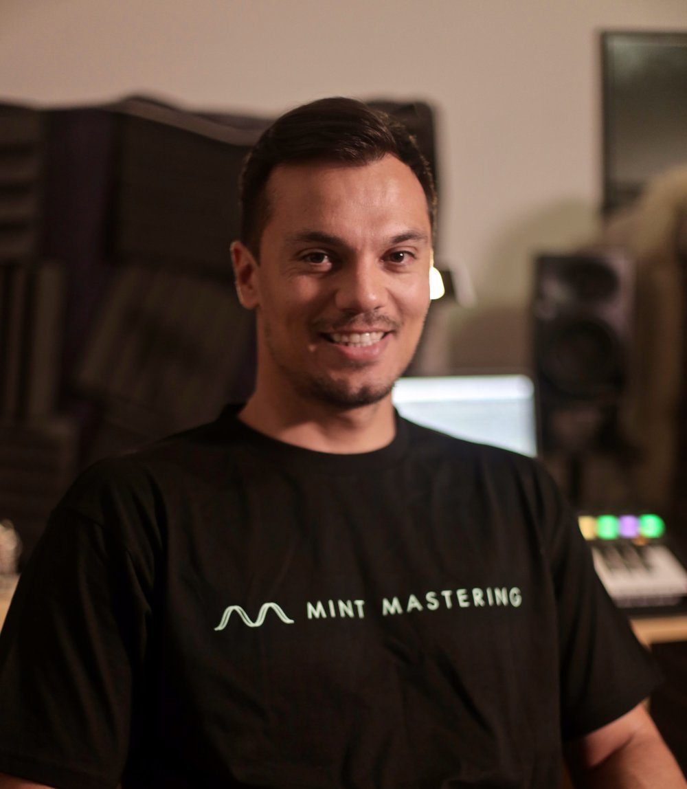 Daniel Gosnell - Chief Mastering Engineer
