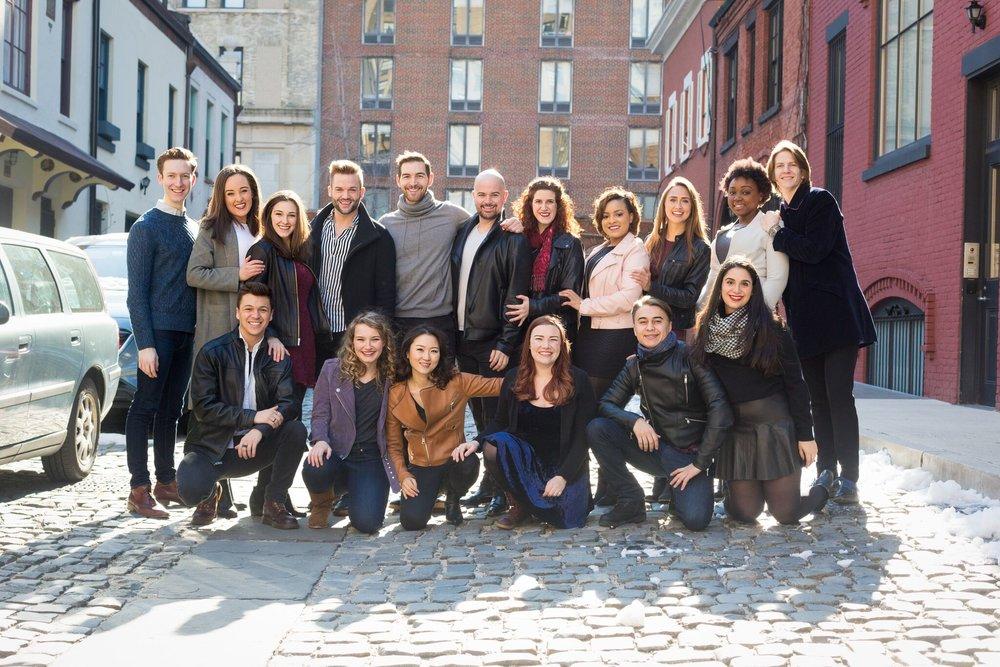 Steinhardt MT Graduate Class 2018