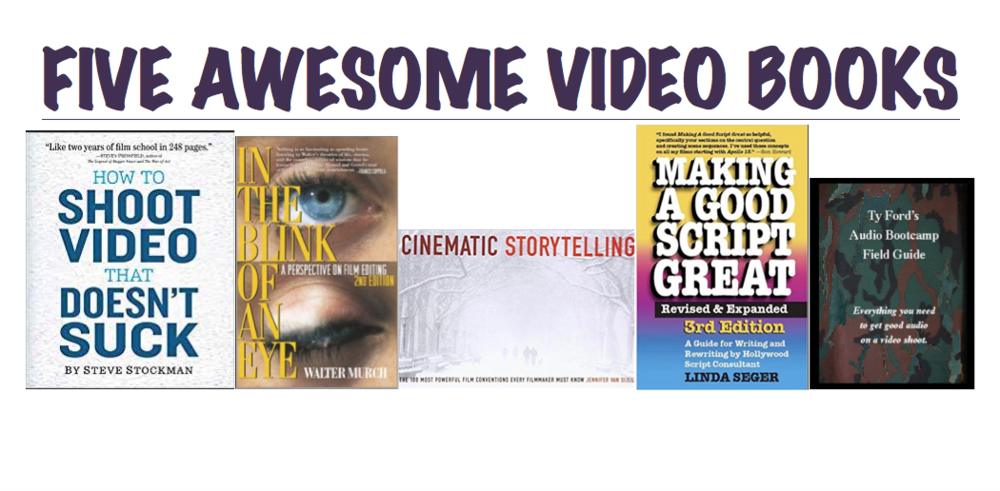 Five Awesome Video Books.png