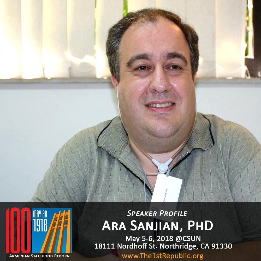 Ara Sanjian, PhD