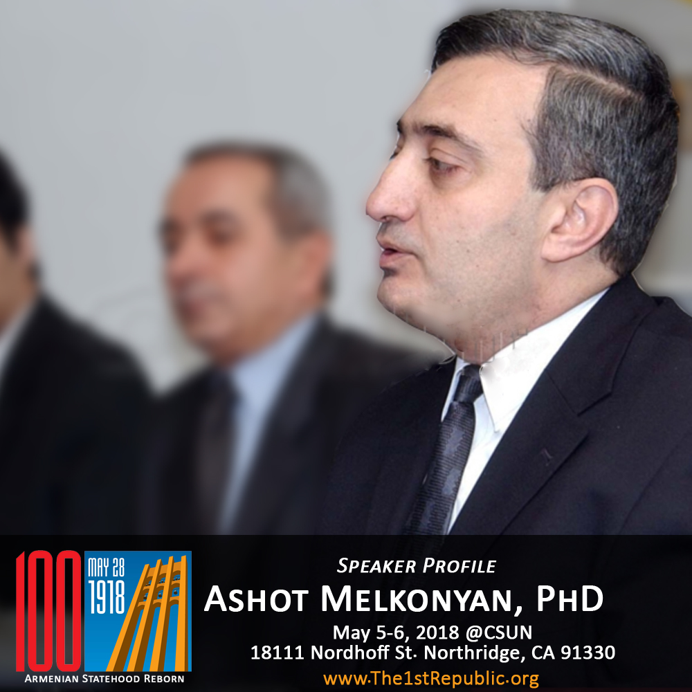 Ashot Melkonyan, PhD