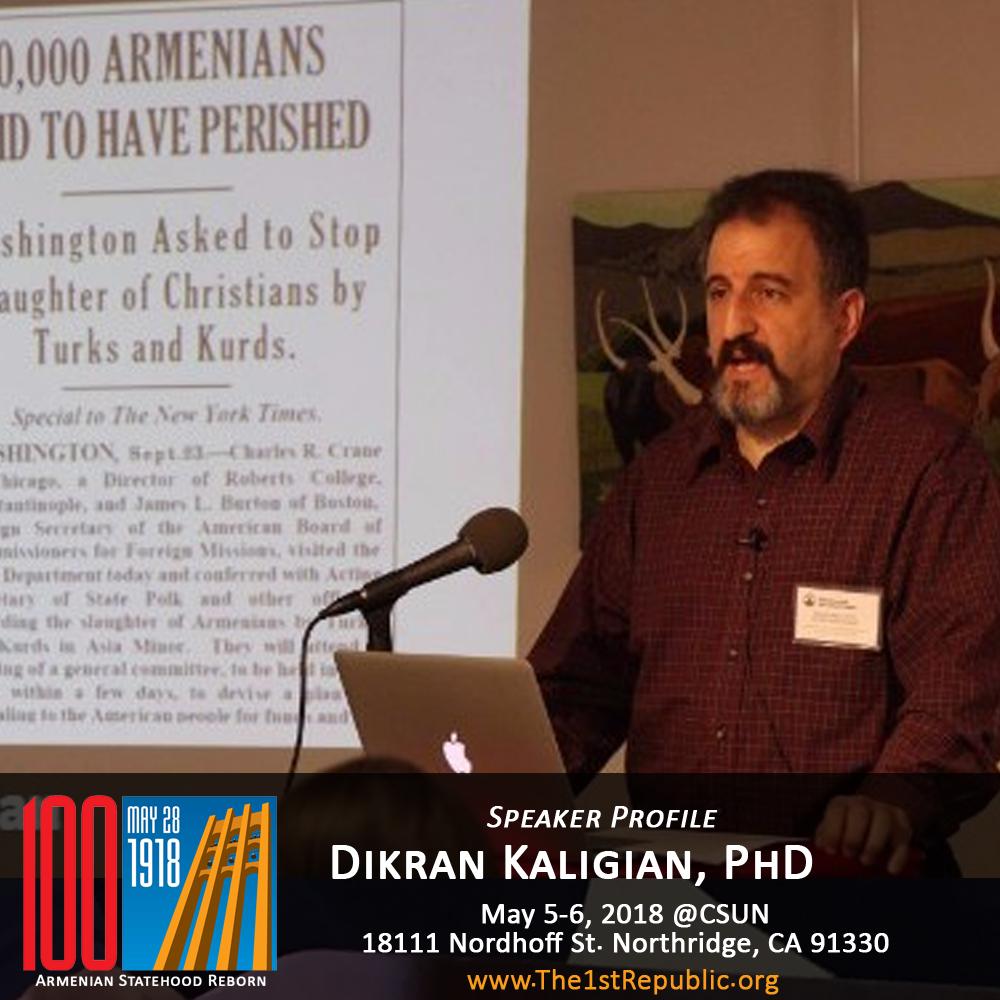 Dikran Kaligian, PhD