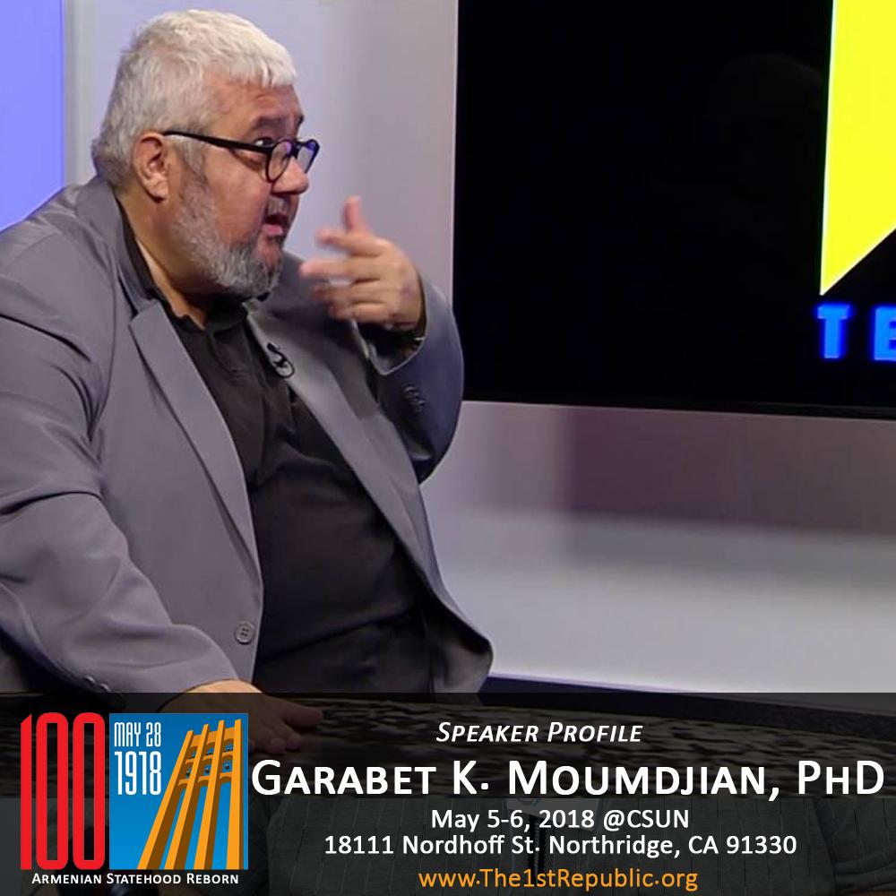 Garabet K. Moumdjian, PhD