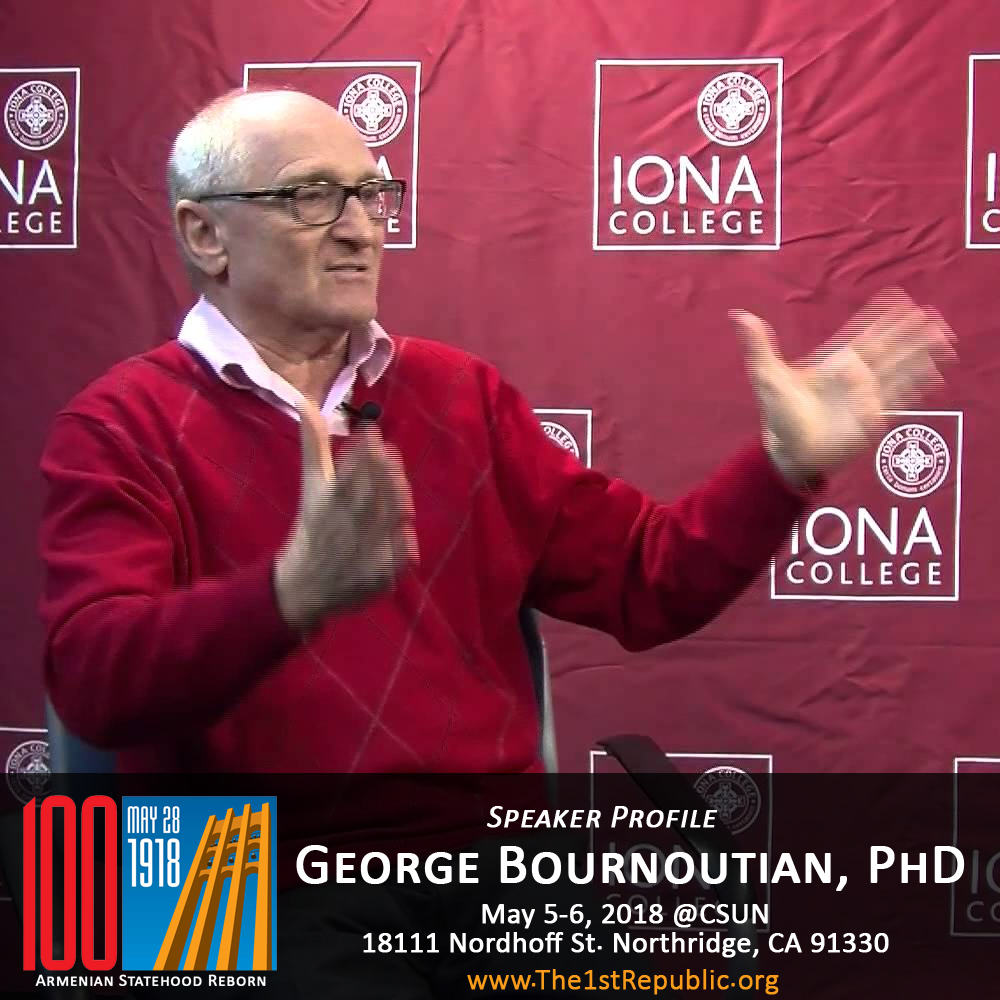 George Bournoutian, PhD