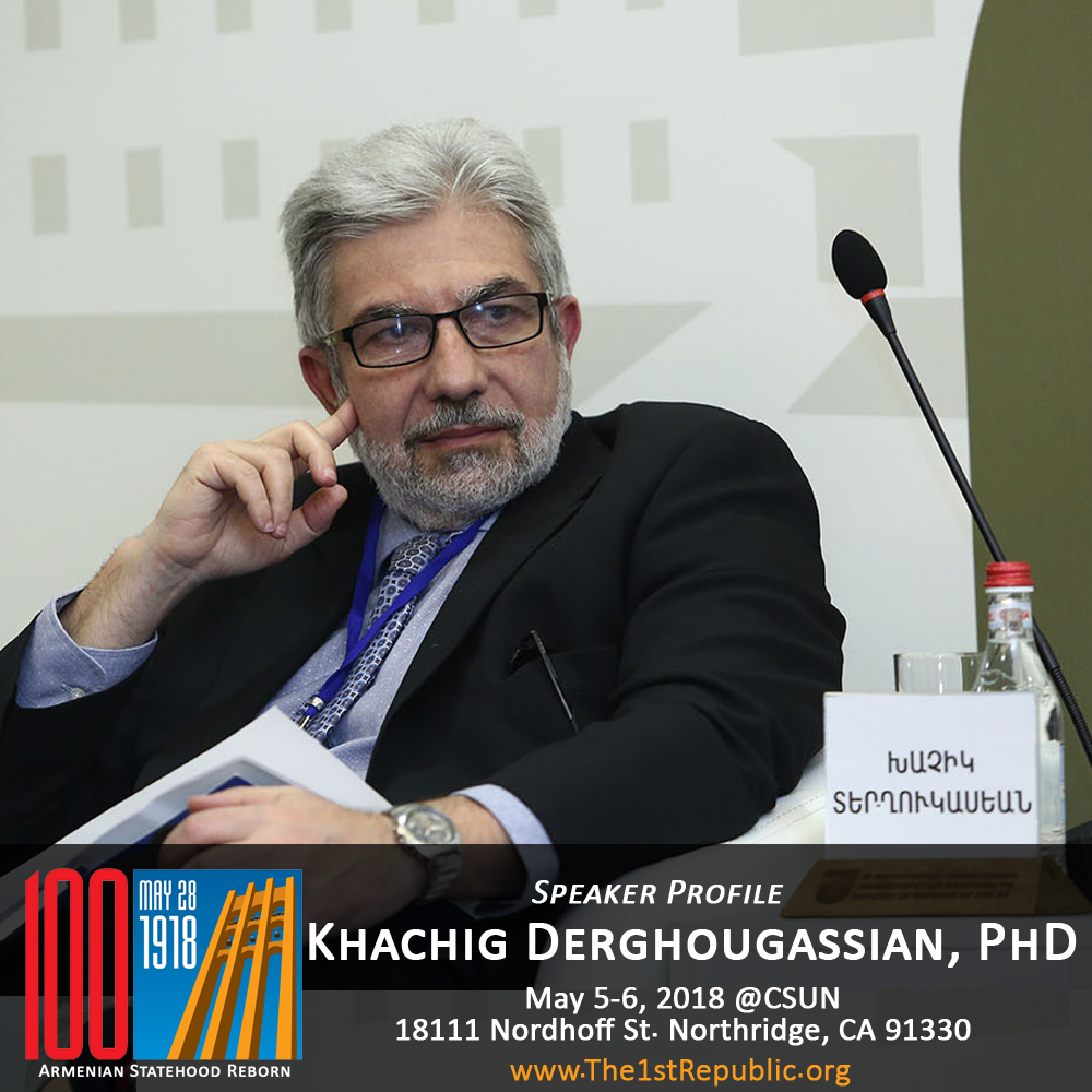 Khachig Derghougassian, PhD