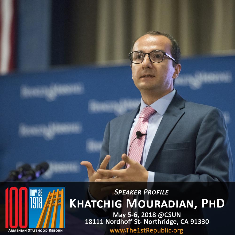 Khatchig Mouradian, PhD