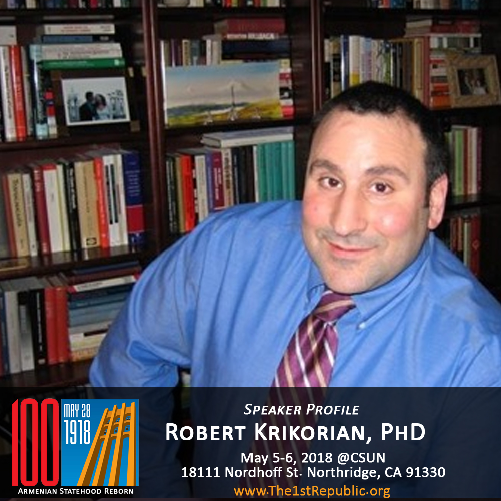 Robert Krikorian, PhD