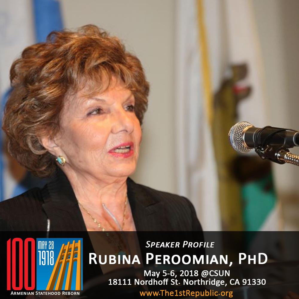 Rubina Peroomian, PhD