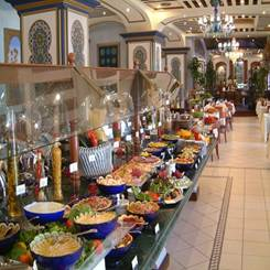 Movenpick Buffet