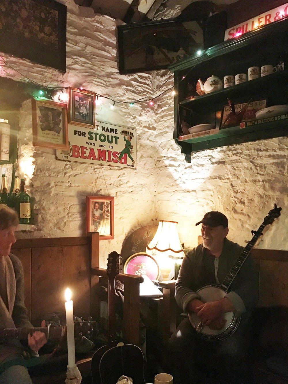 Clonakilty, County Cork in Ireland. www.pinaforesandpeonies.com