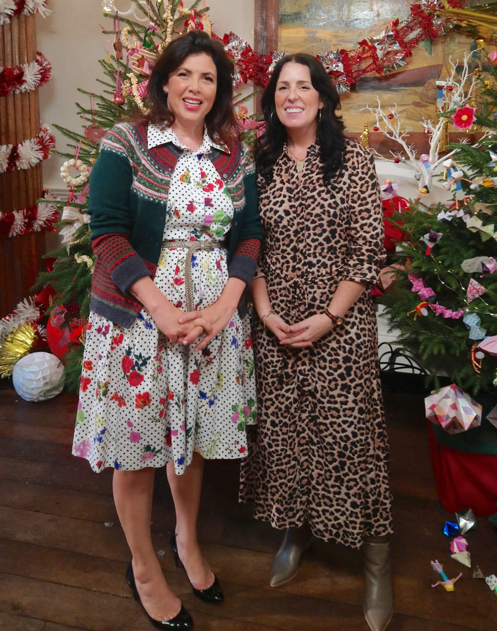 Kirstie's Handmade Christmas 2018 - Channel 4 December 5th 2018 - Christmas Judge