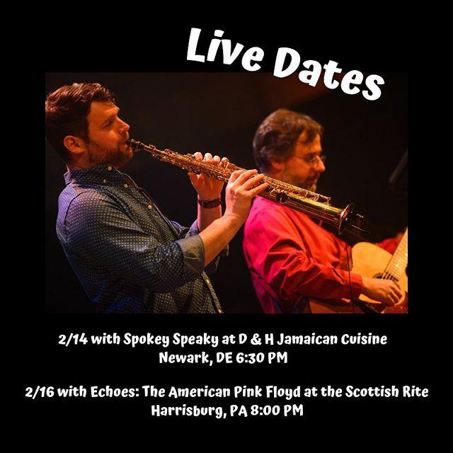 #livemusic #music #reggae #rock #classicrock #tributeband #tribute #bobmarley #pinkfloyd #pinkfloydtribute #pinkfloydtributeband #newark #newarkde #harrisburg #harrisburgpa #sax #saxophone #andrewbedellmusic