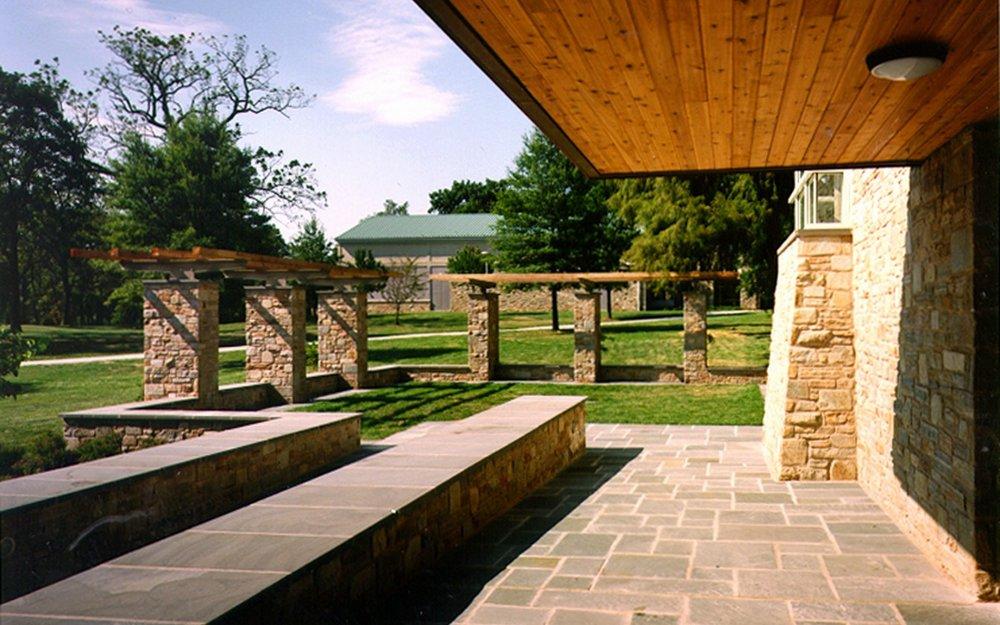 Goucher College Outdoor Classroom