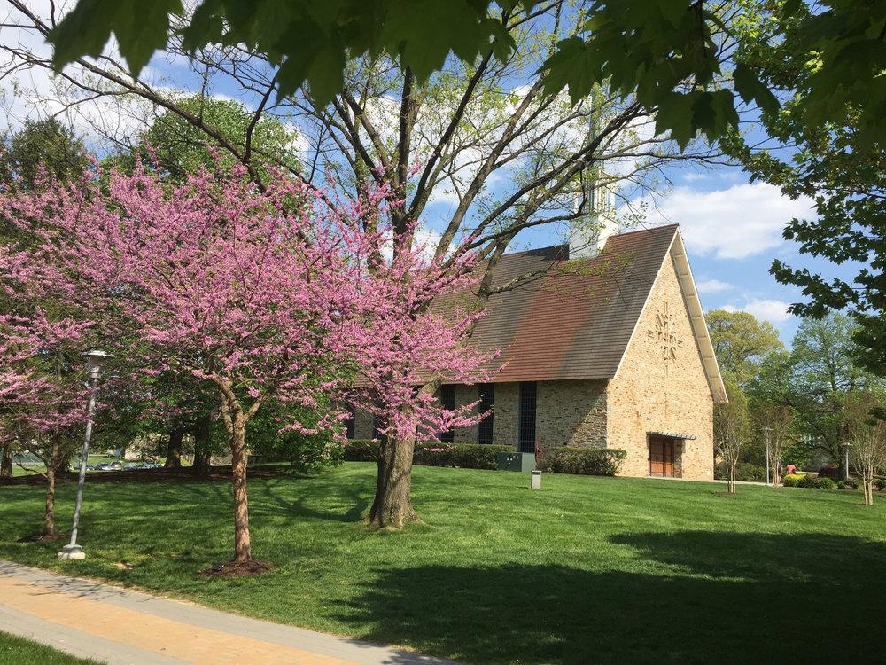 Goucher College Chapel