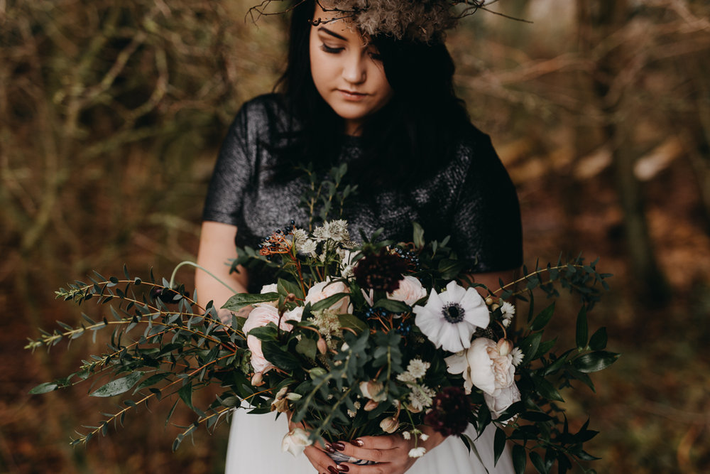 Styled Shoots & Editorial Bridals - learn more...