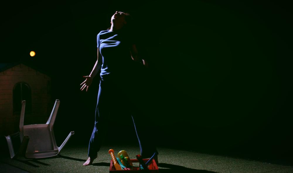Rebecca Caine in 'Intolerance - a short opera', by Conor Mitchell & Mark Ravenhill, 2010