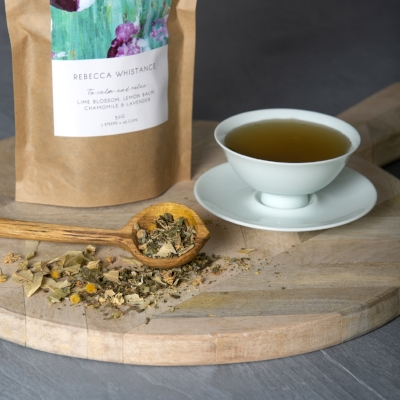 Super Soothe herbal tea