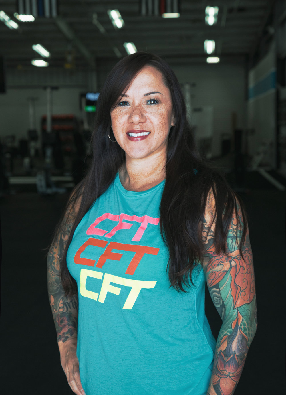 Hello! I'm Laurie Smith. - I got into coaching because I enjoy working with people in a positive way to help them make health changes in their lives. It's always rewarding watching someone transform their lives through fitness.I'm a closet ''crossfitter'' who competes in powerlifting. Before powerlifting I competed in Olympic lifting.We all started somewhere....why not now?Book a session with Laurie ➝