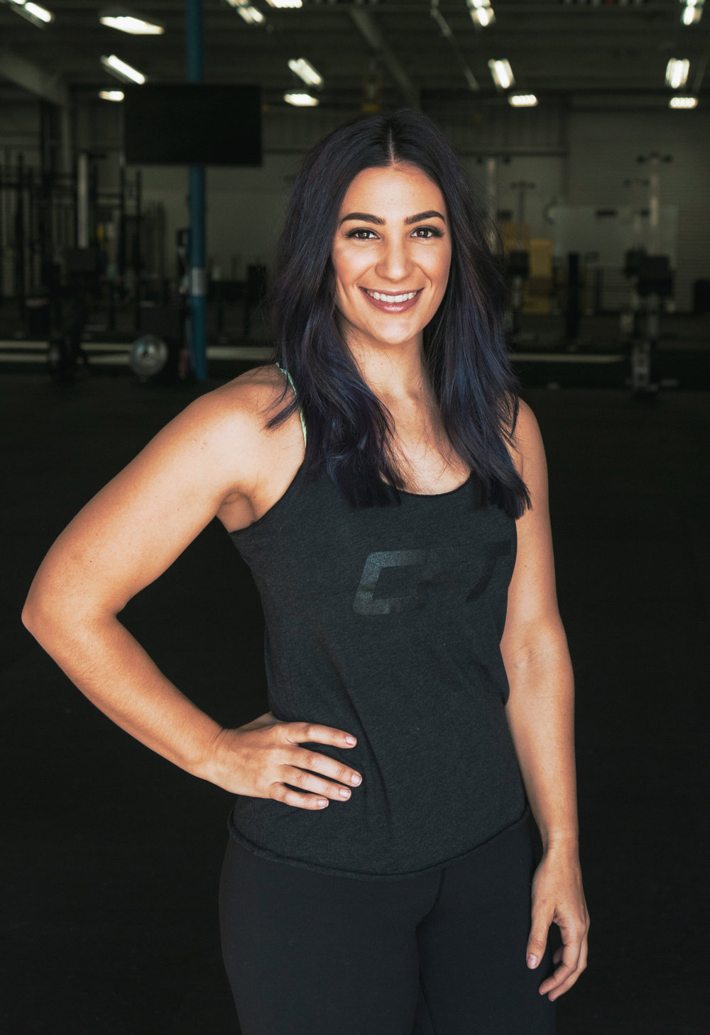 Hi! My name is Nicole Webster. - I love CrossFit and it's huge part of my life. Naturally I wanted to be apart of the community that has completely changed my life in the most positive and profound way, in hopes of helping someone else change theirs.Fun fact, 80% of my text message responses are GIFs.If you're thinking about joining, just do it! You'll be surrounded by so many people who share the same goals! Plus you'll make some life long friends along the way.