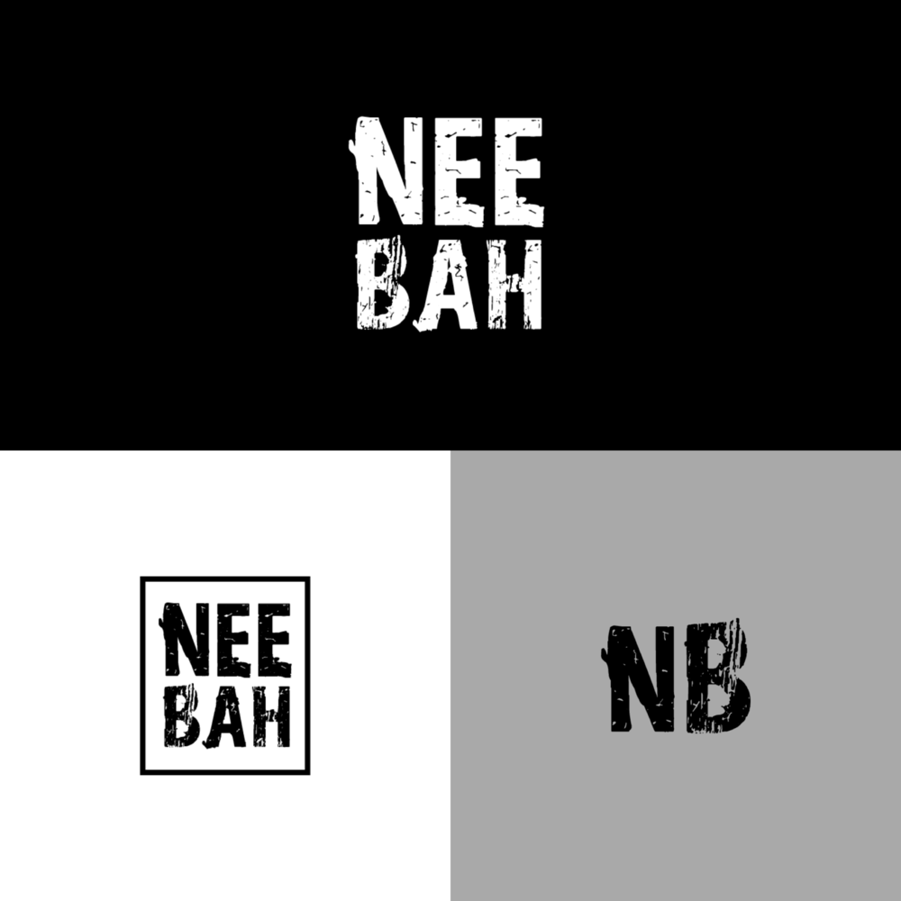 Logo & Branding - Based out of Chicago NEEBAH a producer specializing in trap music needed a logo and various icons.The logos and icons would be used on various social platforms where he shares his music.
