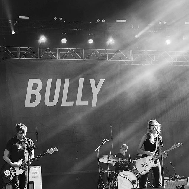 Bully Yo @bullythemusic #riotfest