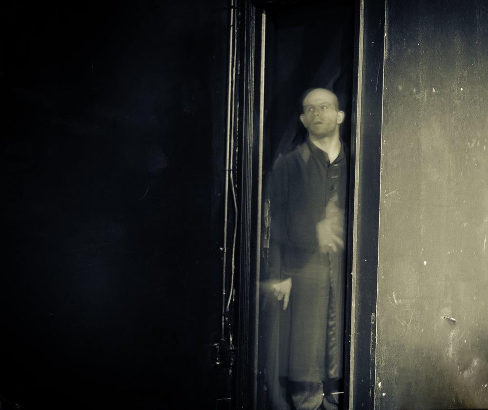 Anatol Yusef as Thomas Gallaudet.