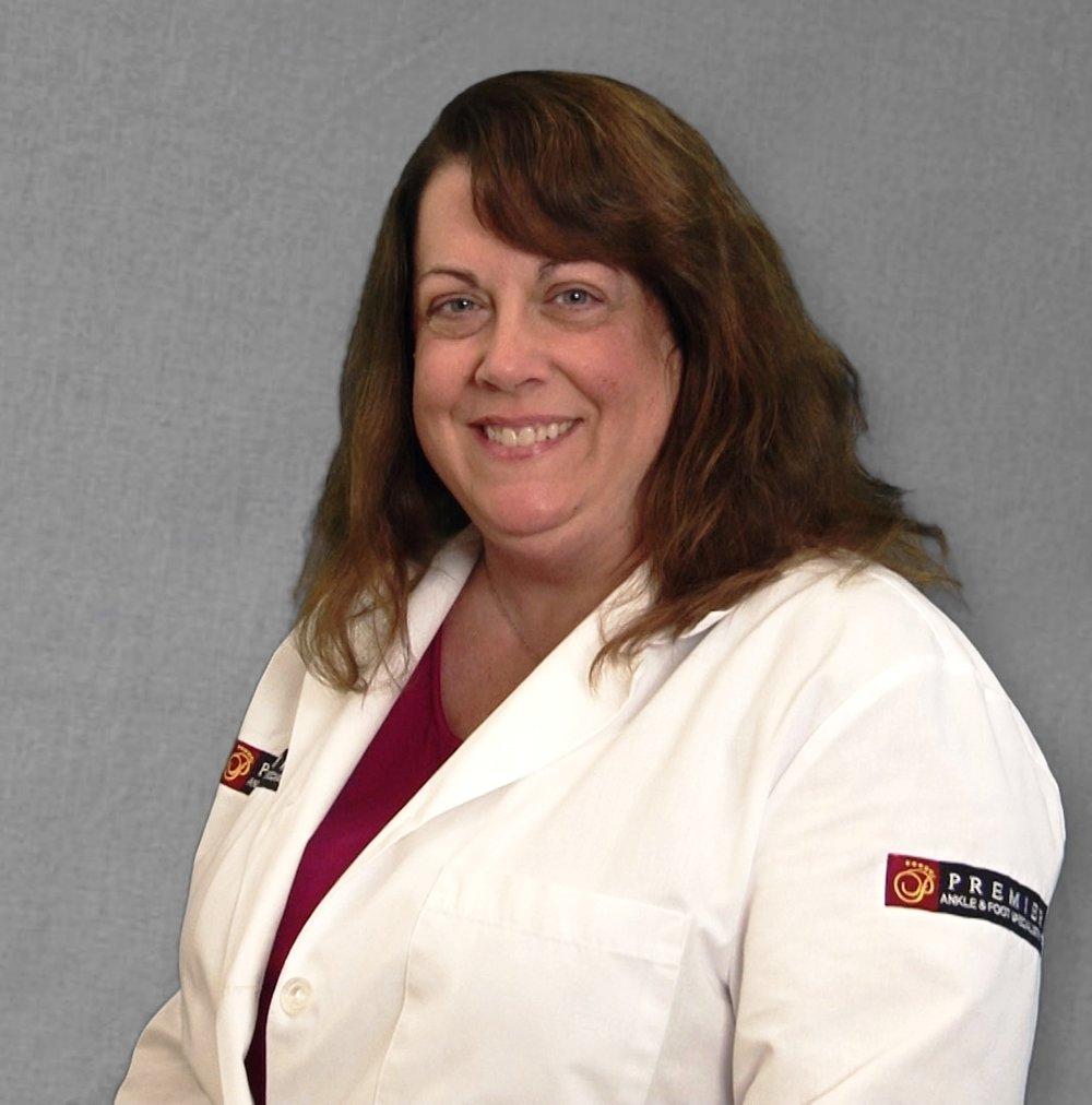 podiatrist Dr. Stacie Gill, DPMDr. Stacie Gill, DPM