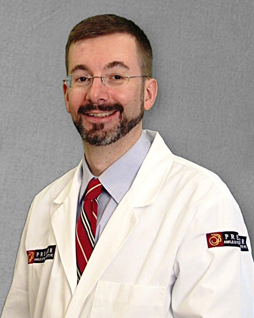 Dr. Jeffrey E. Kauffman, DPM, FACFAS -