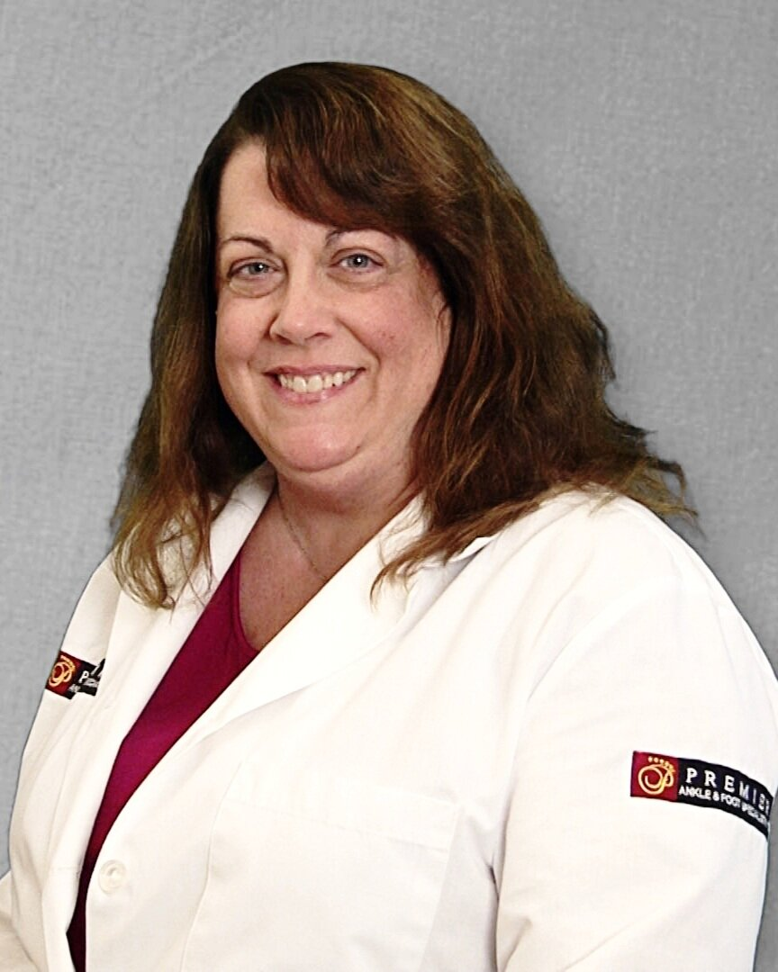 Dr. Stacie Gill, DPM, FACFAS -