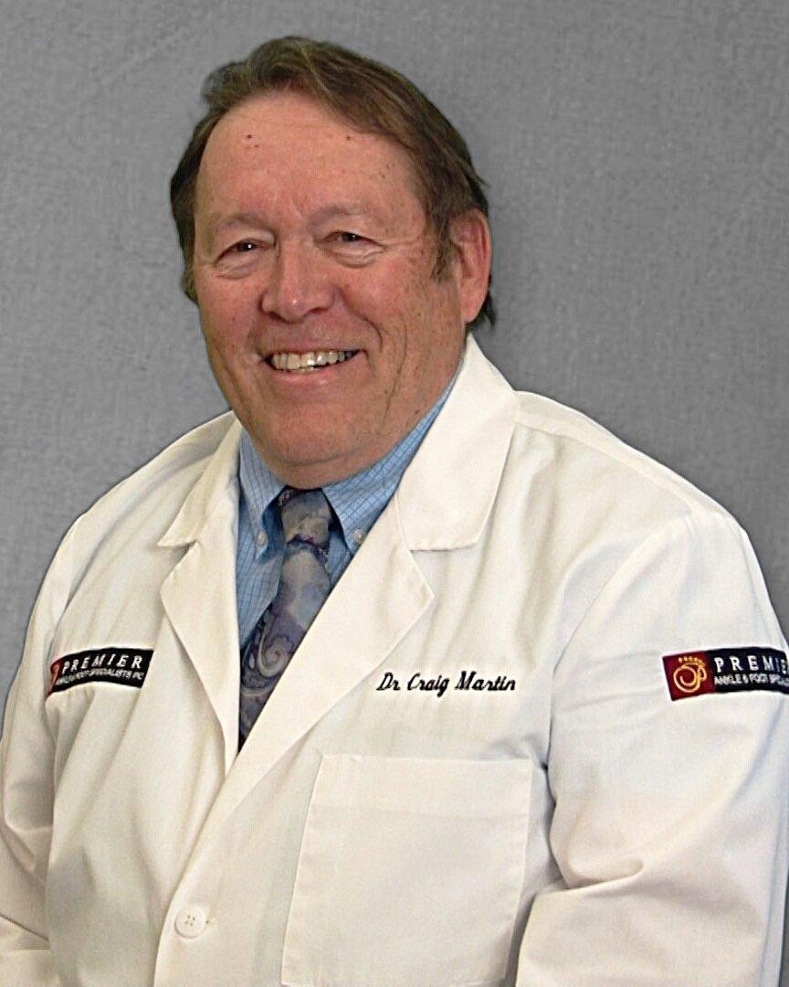 Dr. R. Craig Martin, DPM, FACFAS -