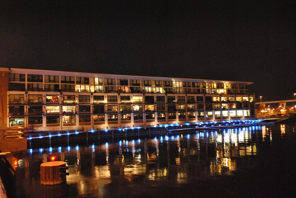 Riverwalk - Night from across river.JPG