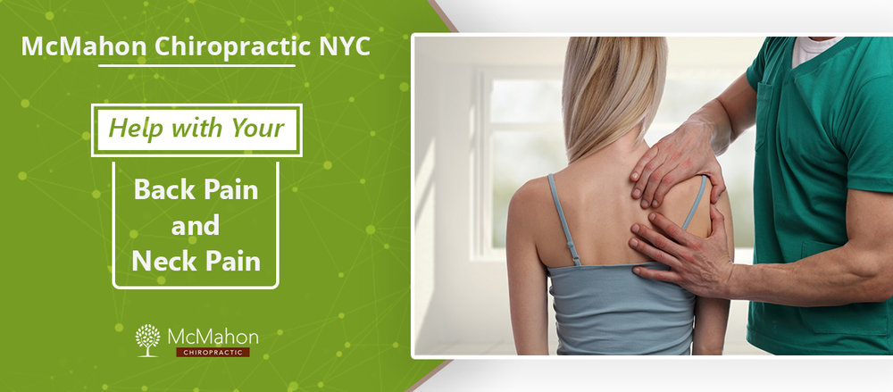 Back Pain and Neck Pain in NYC